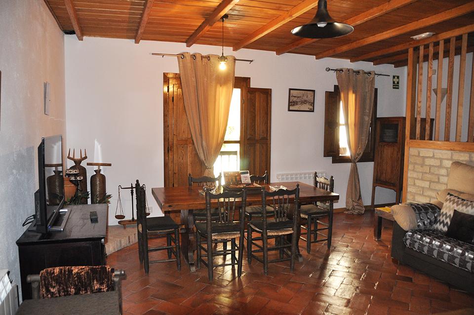 D nde dormir bien en la sierra de gata las ja onas - Casa rural 15 personas ...